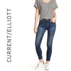 Current/Elliott NEW | high waist stiletto jeans